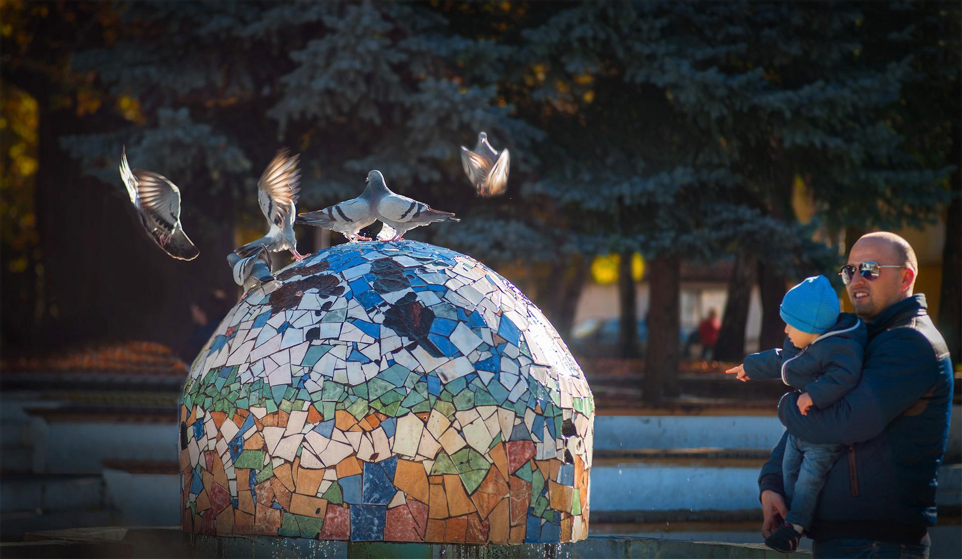 фонтан | Author Martin Dimitrov - marti_3003 | PHOTO FORUM