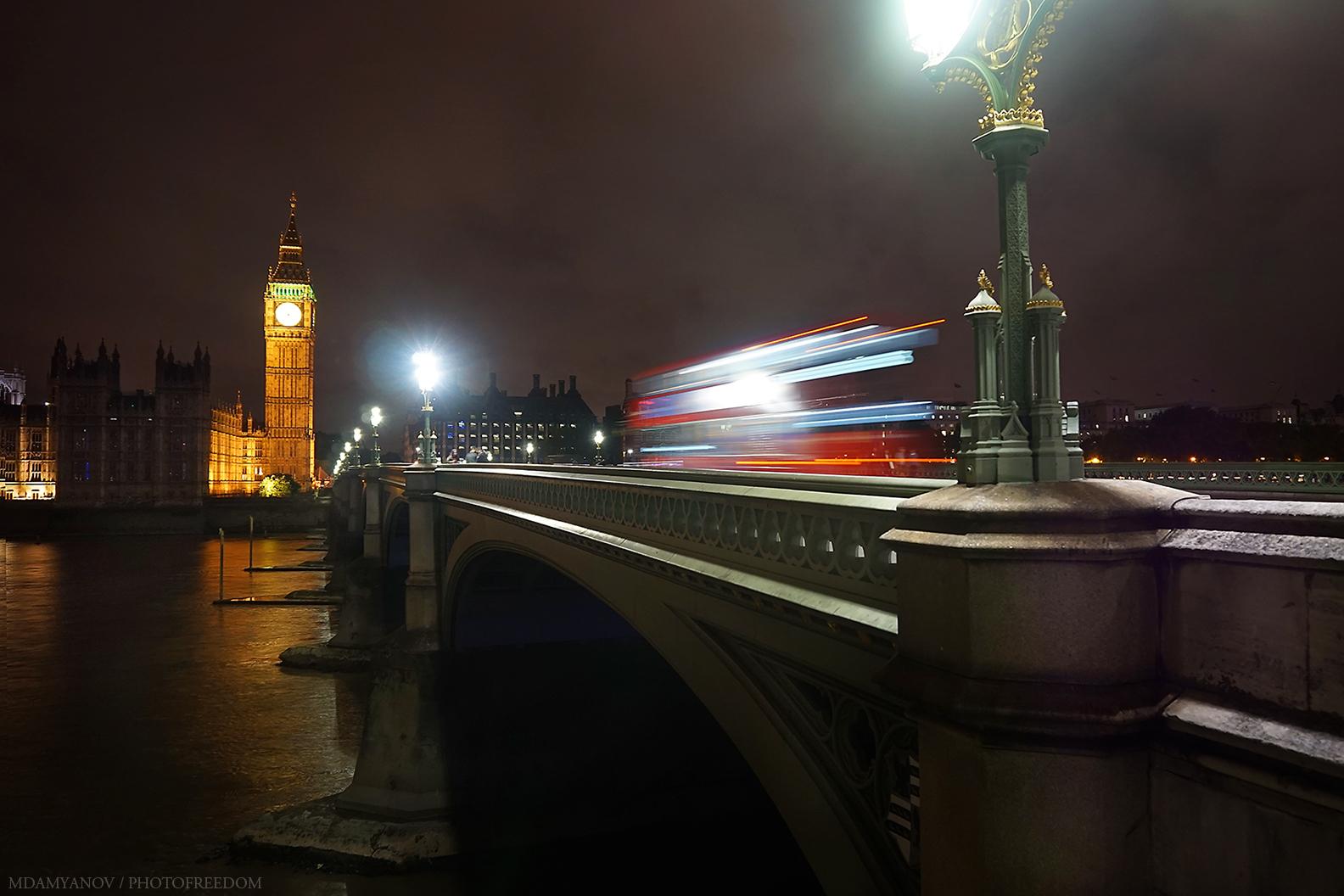 Westminster Bridge   Author mdamyanov  - mdamyanov   PHOTO FORUM