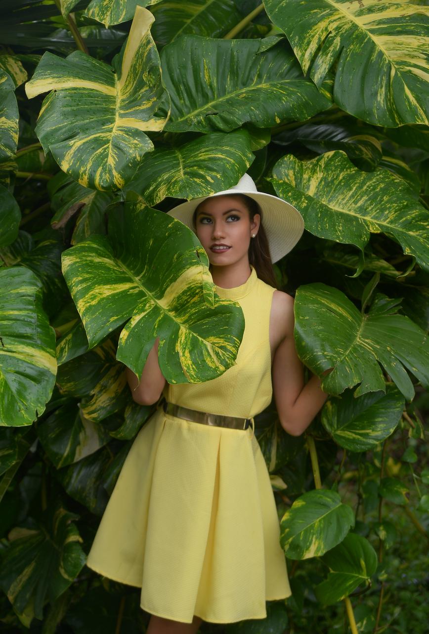 Miss Teen Mexico Laura Diaz
