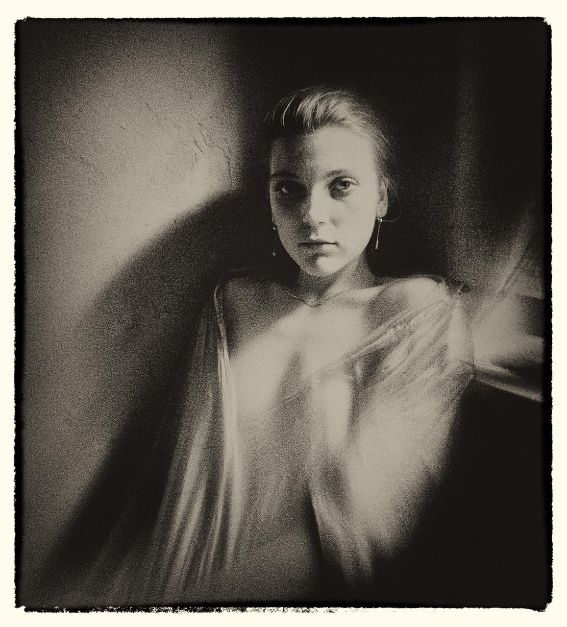портрет- 1987год.