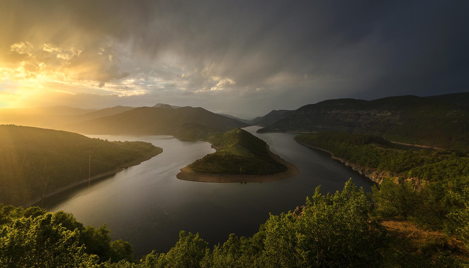 Дъждовен залез | Author Васил Анастасовски - backoa | PHOTO FORUM