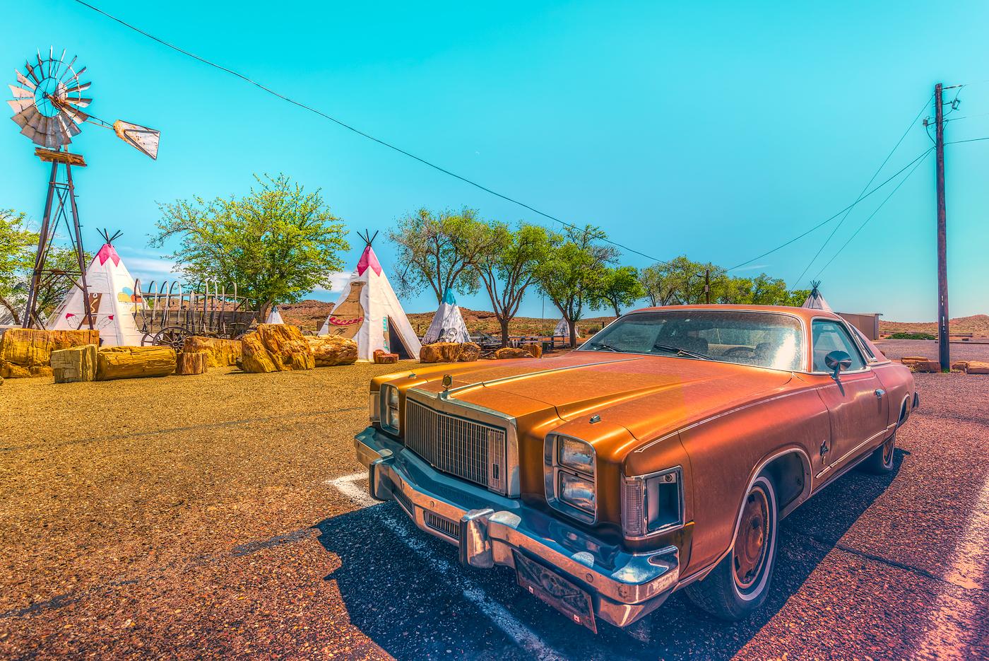 На границата между Аризона и Ню Мексико | Author viktor vichev - victorio | PHOTO FORUM
