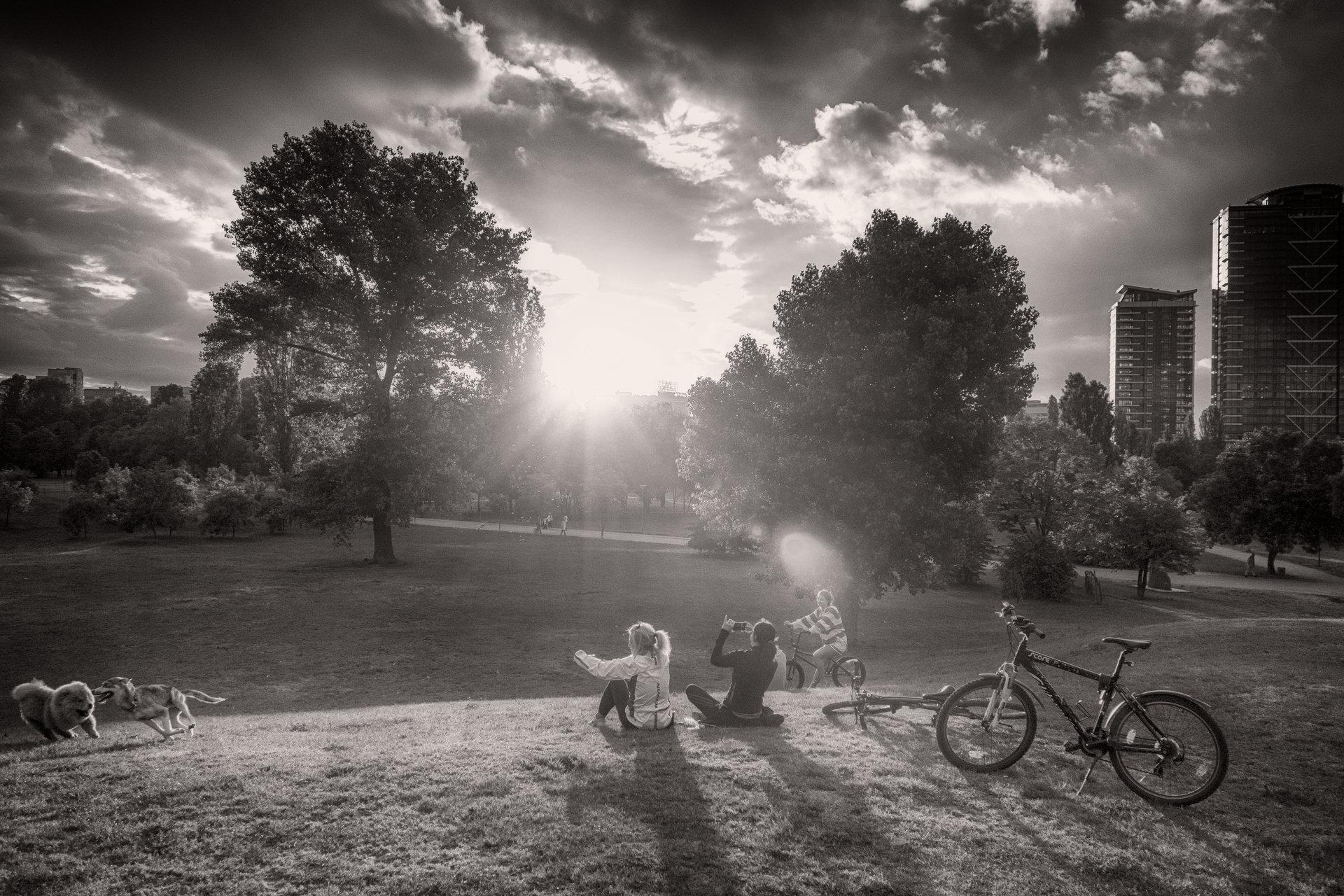 В парка   Author Mincho Karavastev - Minski   PHOTO FORUM