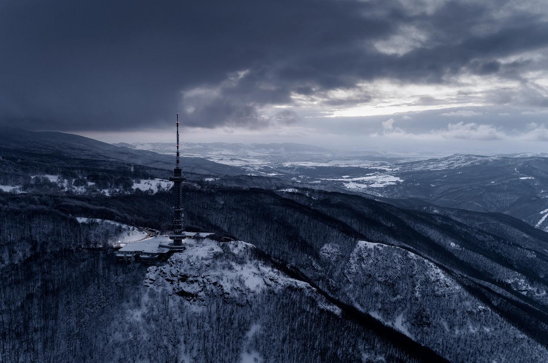 Зимна вечер от Румен Зографов - edgecrusher7968