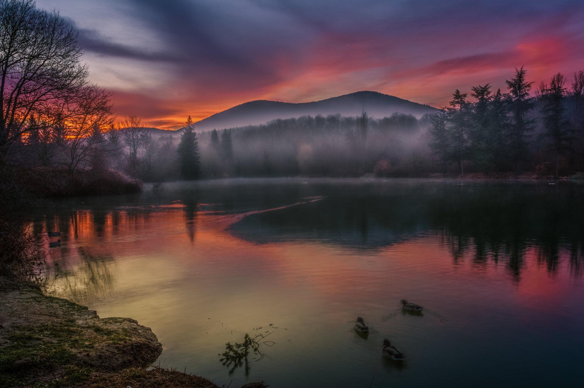 Сутрешни минути.. | Author Даниел Пейков - MyPyH4oo | PHOTO FORUM