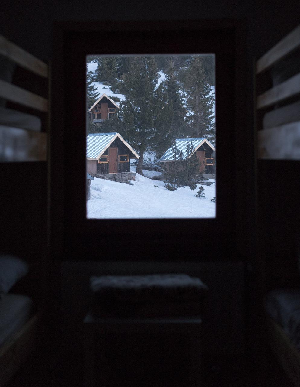Къши в прозорец от  Андрей Граховски - Граховски
