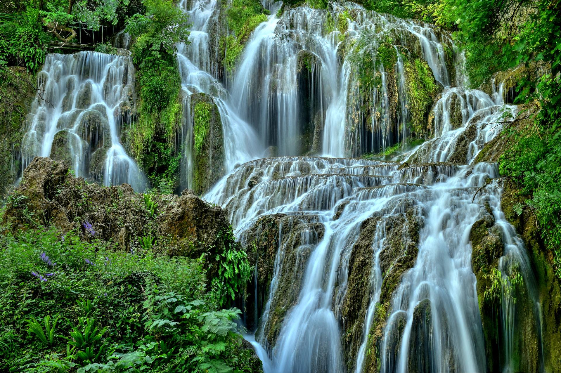 Крушунски водопади от Milen Metodiev - calm