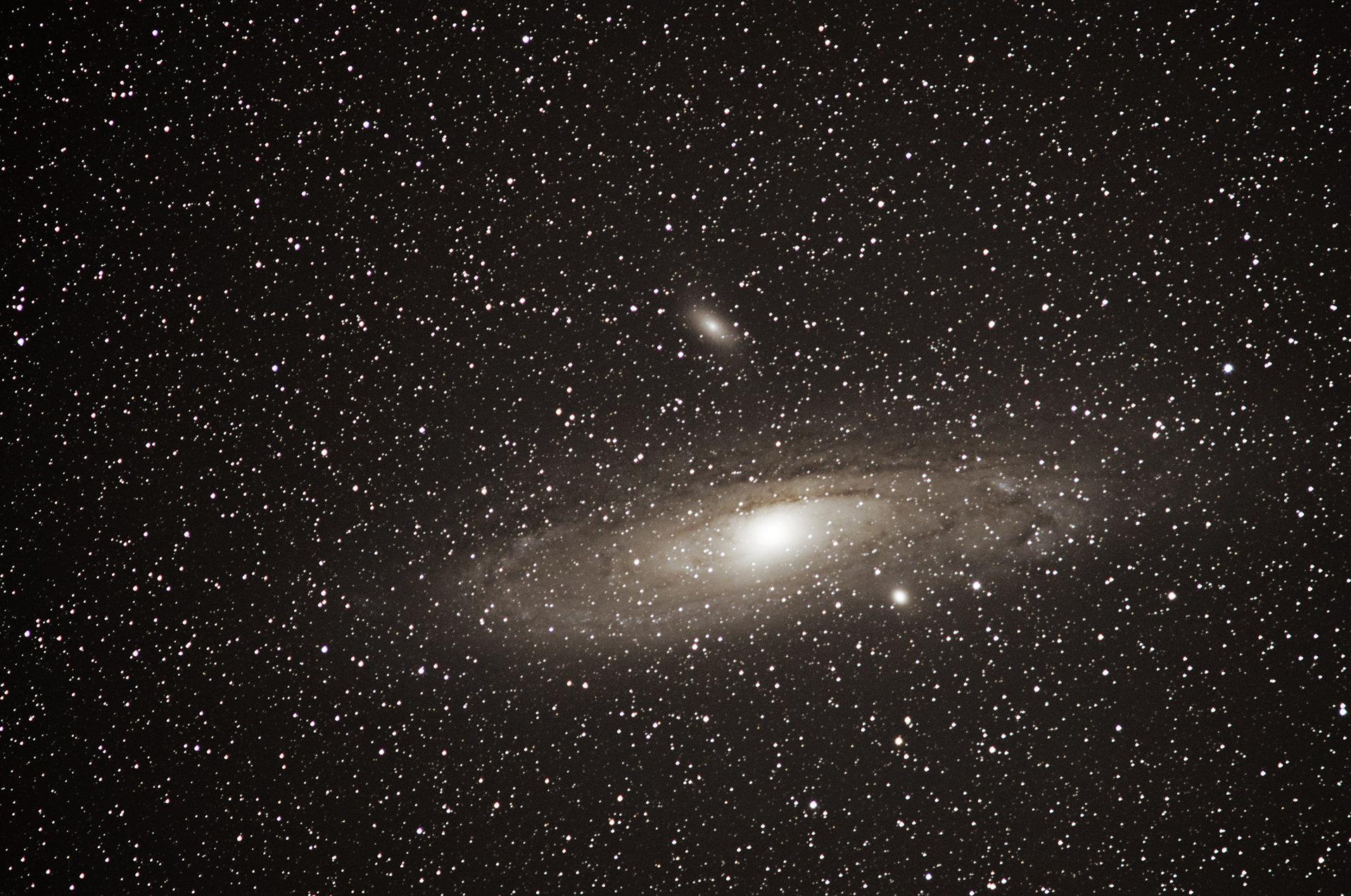 Галактика Андромеда М31 от Miroslav Nikolov - Mironiko