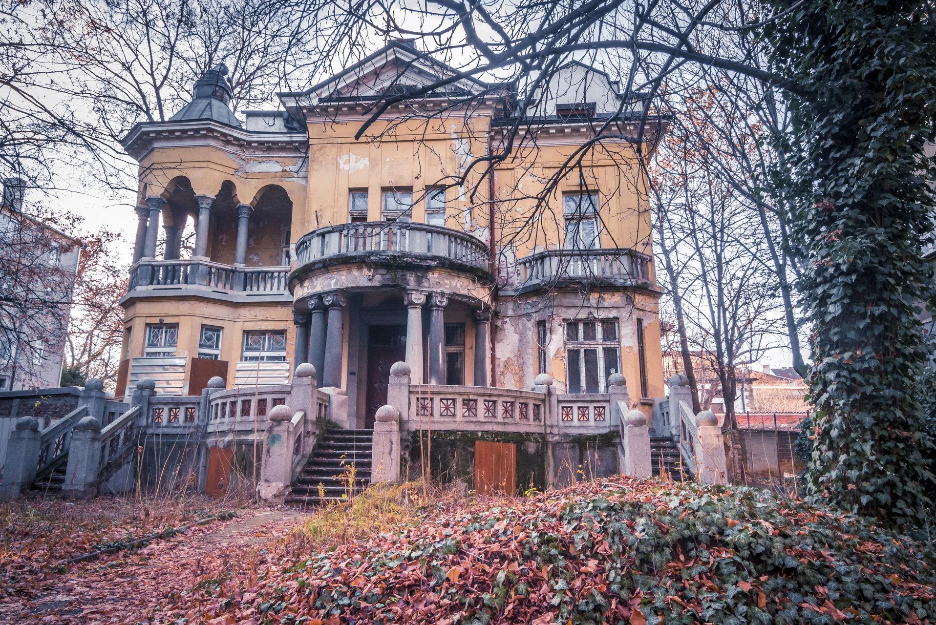 Забравената къща | Author Ivan Ar - tomekki | PHOTO FORUM