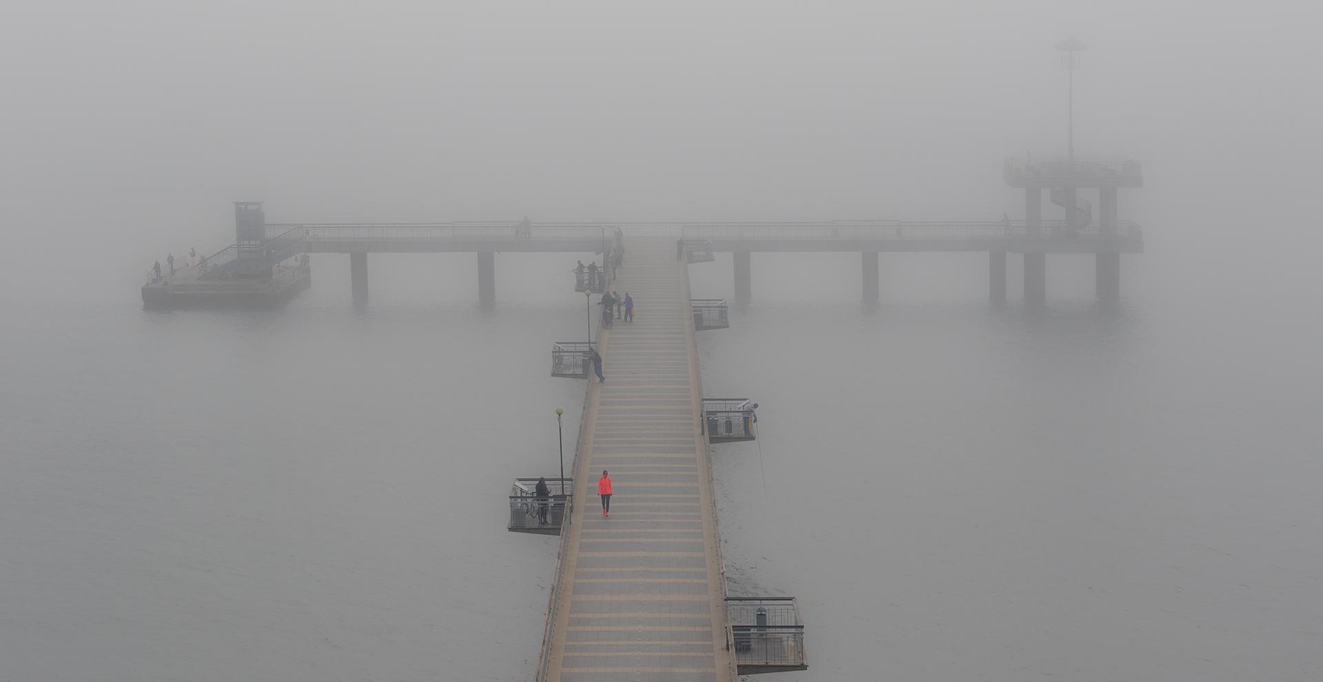Мъгливо | Author Zhecho Planinski - scaramouche | PHOTO FORUM