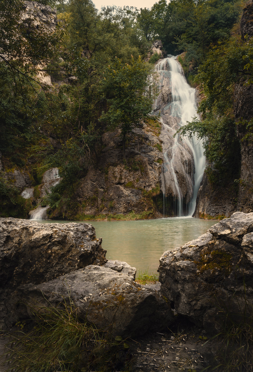 Хотнишки водопад от Miroslav Georgiev - M.Georgiev