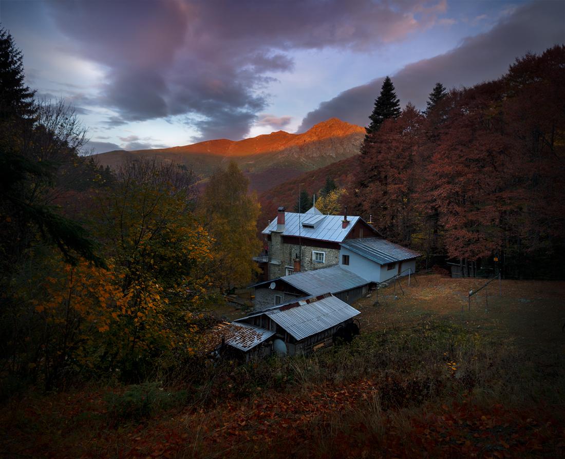 Старопланинско утро | Author sandart | PHOTO FORUM