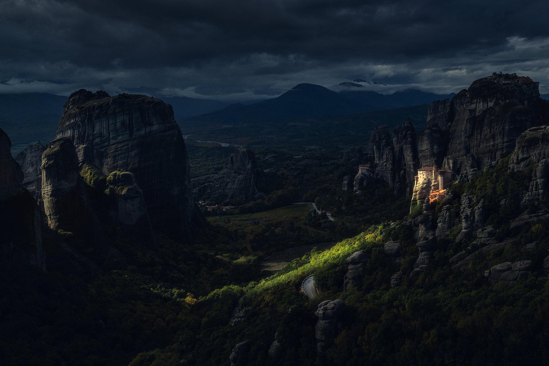 Meteora | Author Remo Daut - wallburn | PHOTO FORUM