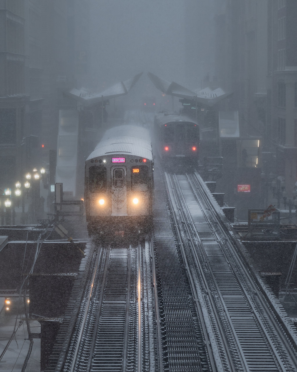 Winter is coming | Author Remo Daut - wallburn | PHOTO FORUM