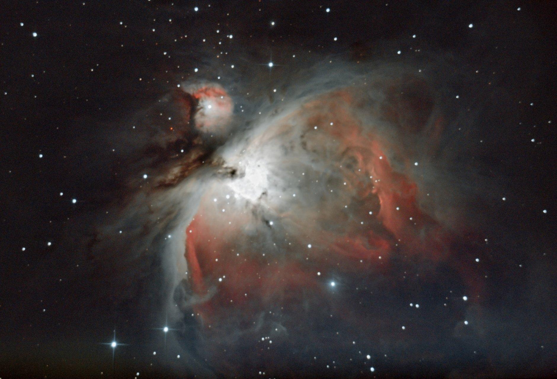 Мъглявината Орион (M42) от Петър Минчев - petar.minchev