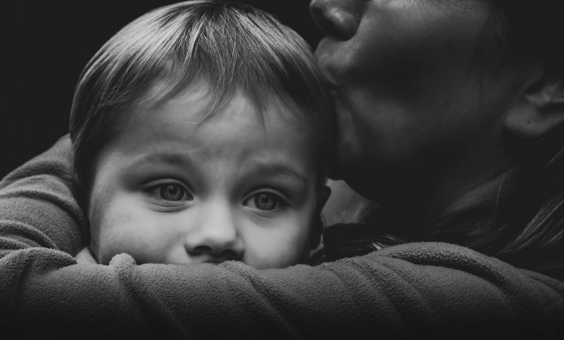 В очите на дете. от Еми Иланска - Иланска