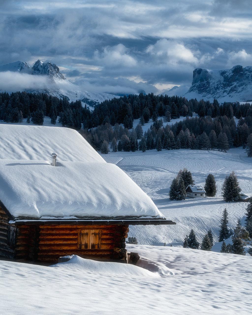 Winter Wonderland | Author wallburn | PHOTO FORUM