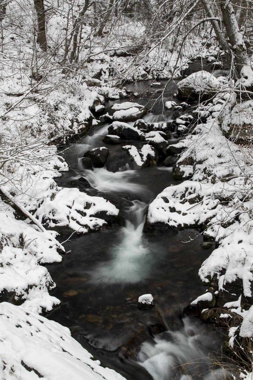 Зимна разходка в планината. от Антон Гърков - Dreamer4o