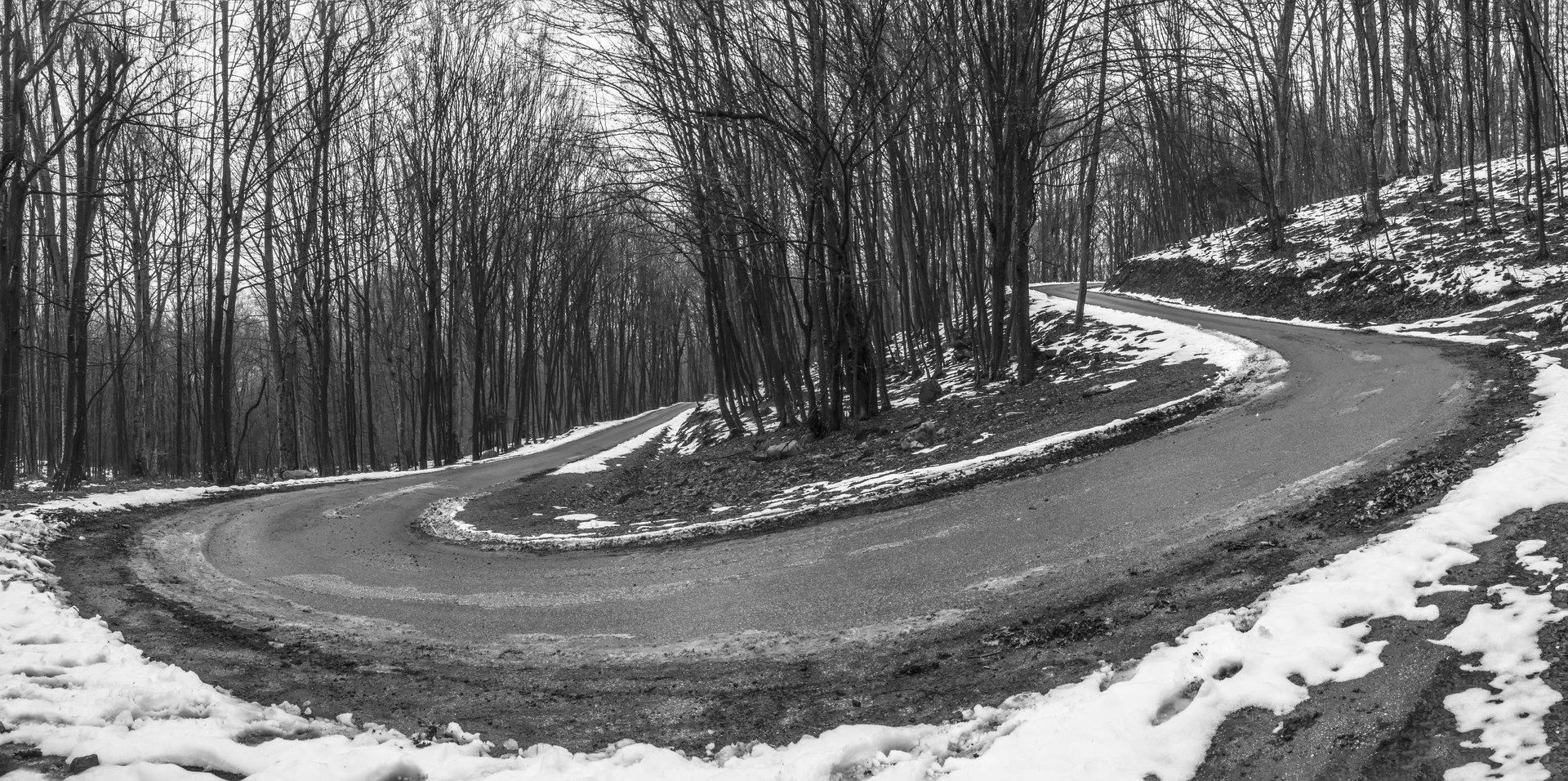 Път в планината от виктор демидов - viktordemidov