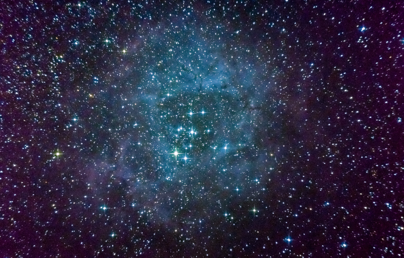 Rosette Nebula | Author Petar Marinov - ptr_marinov | PHOTO FORUM