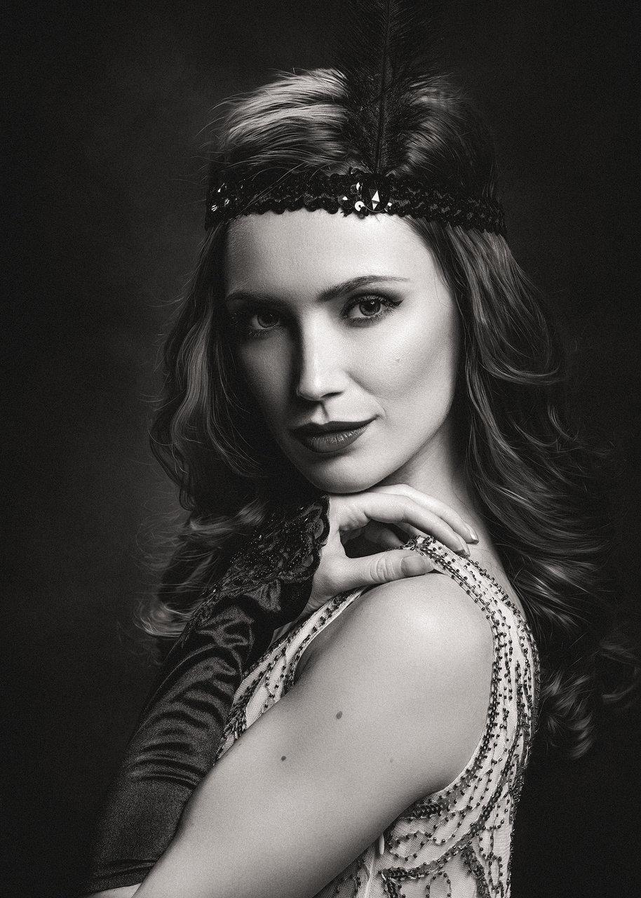 Портрет в Черно Бяло от Chavdar Dimitrov - BlackCorsair