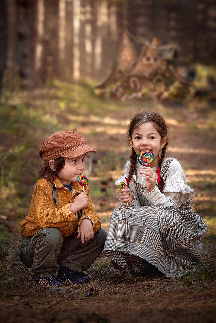 Хензел и Гретел от Krasimira Taneva - krasilota