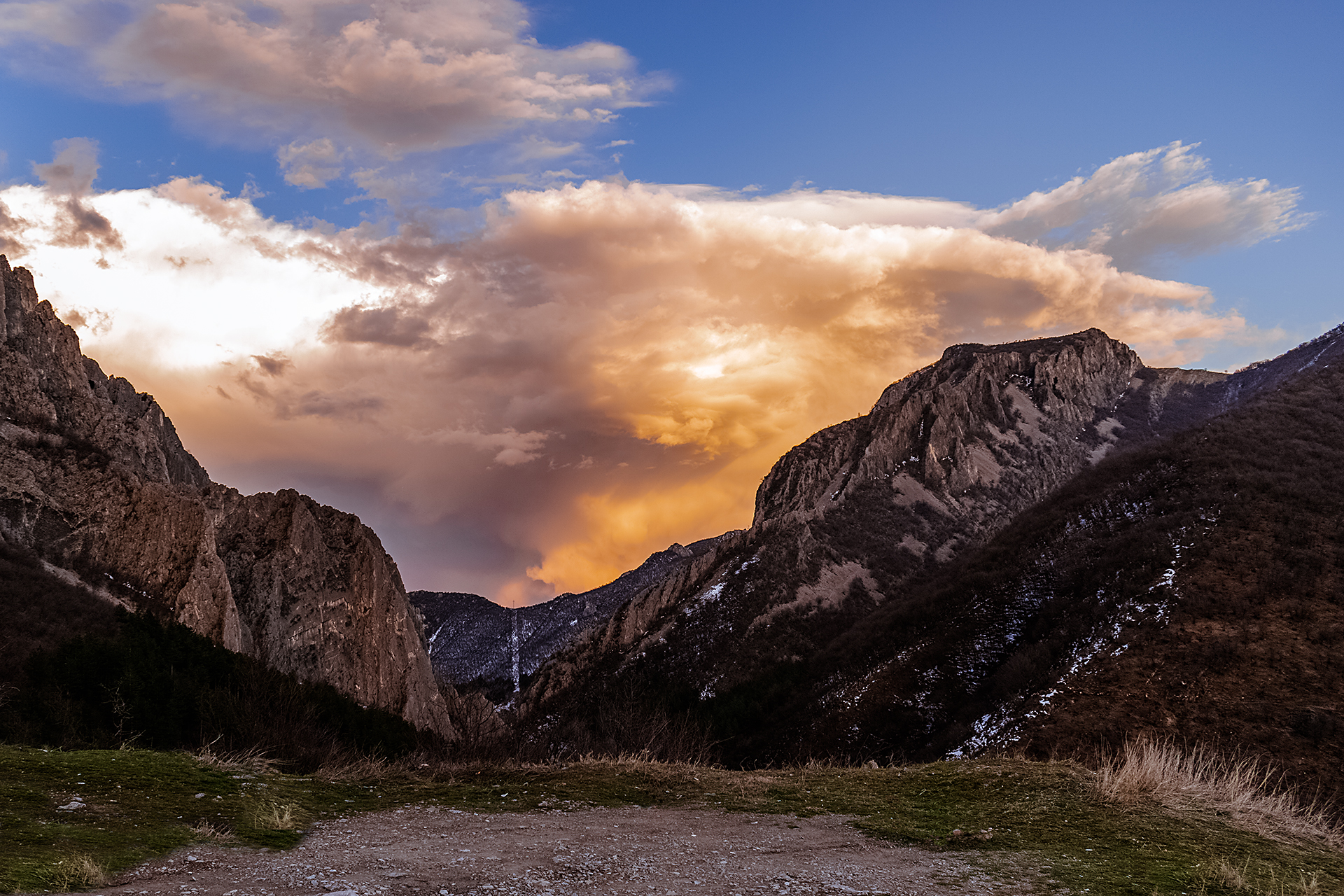 Photo in Nature, clouds and storms | Author andiay | PHOTO FORUM