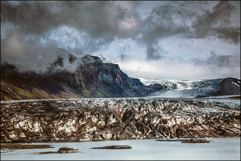 ~ Skaftafellsjökull Glacier ~ | Author Yancho Sabev - yanee | PHOTO FORUM