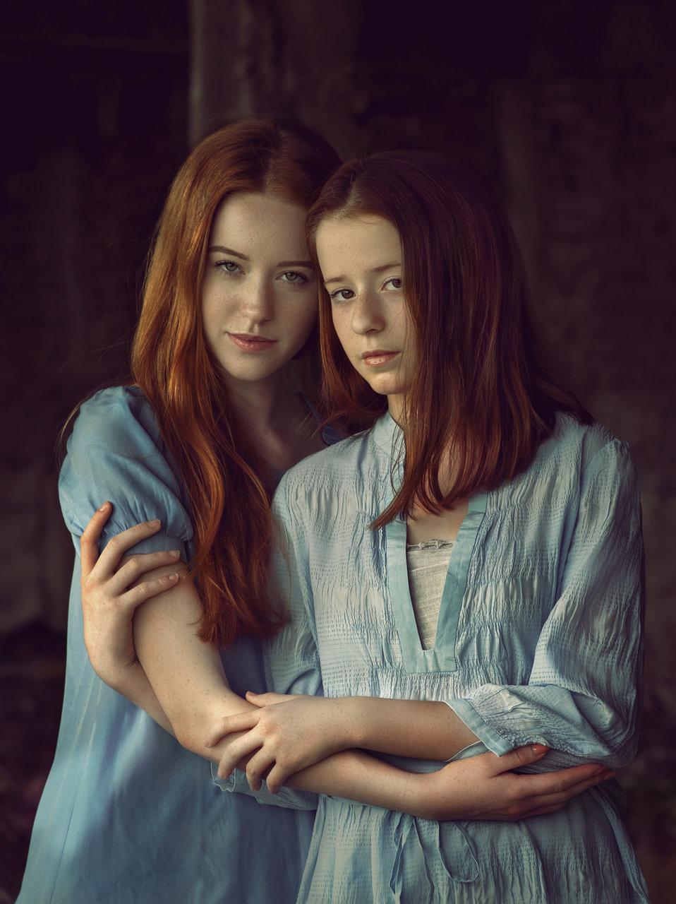 Sisters Love | Author Renatka | PHOTO FORUM