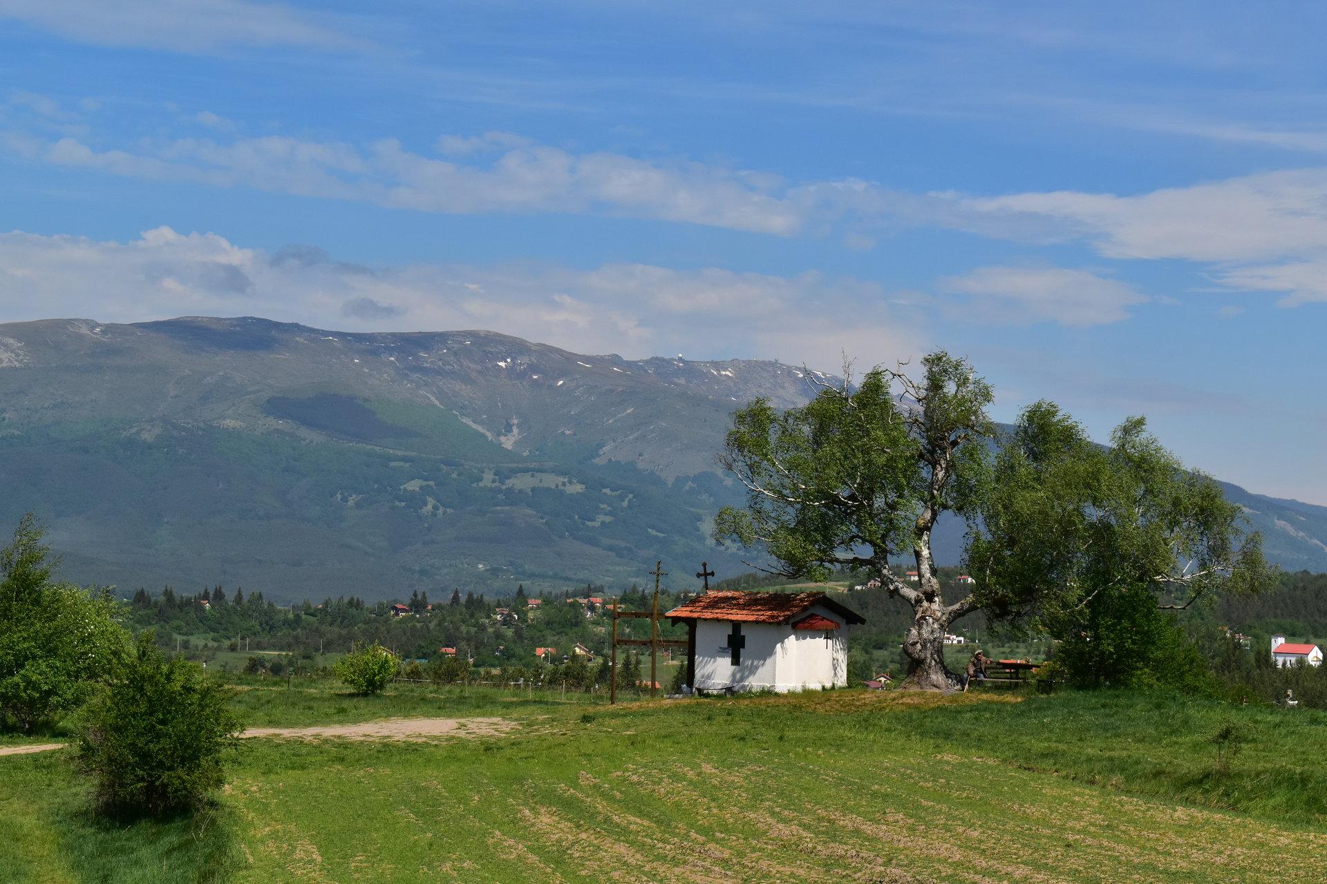 Между четири планини от  - Grimjaur