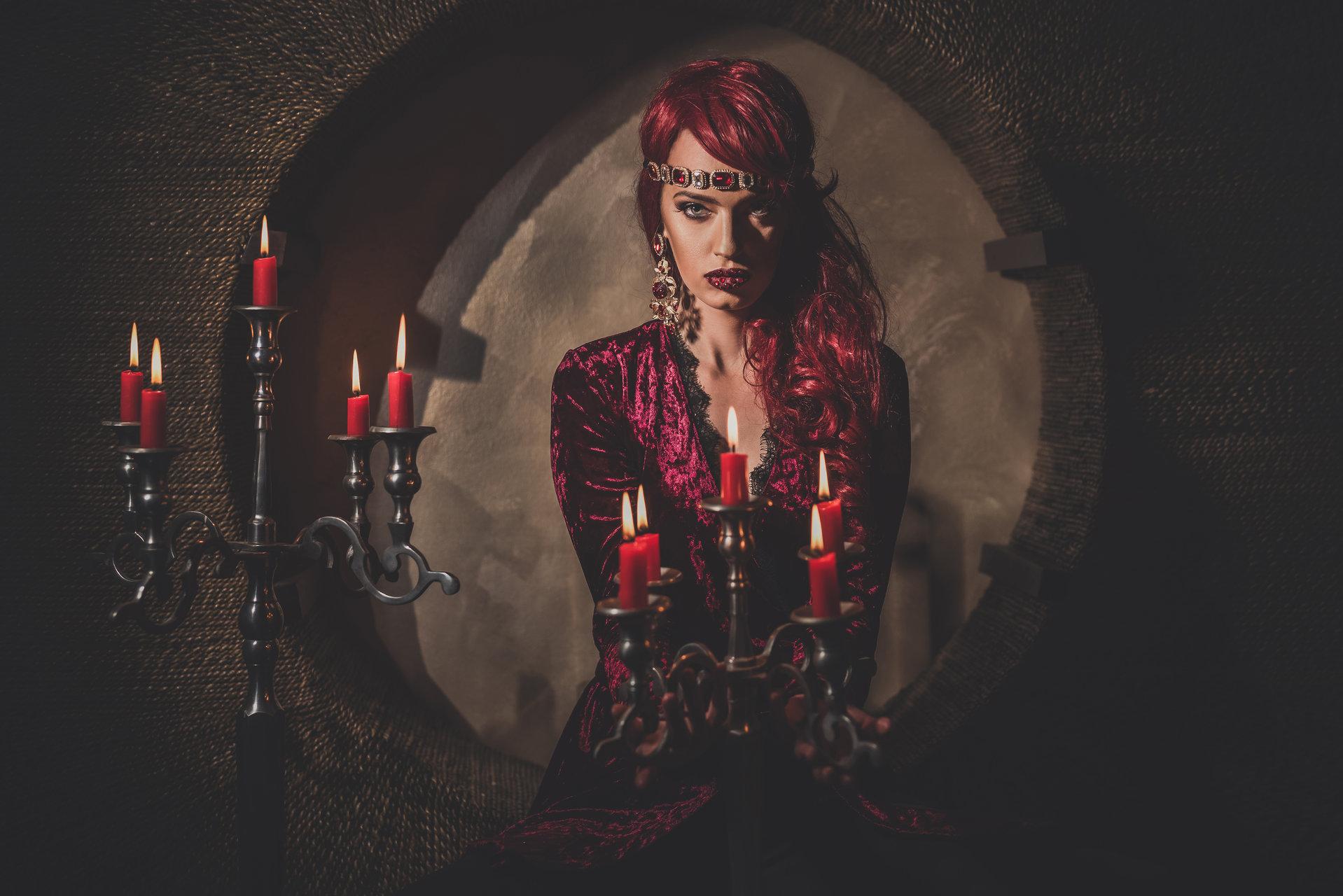 Red Queen | Author AJPetkov | PHOTO FORUM