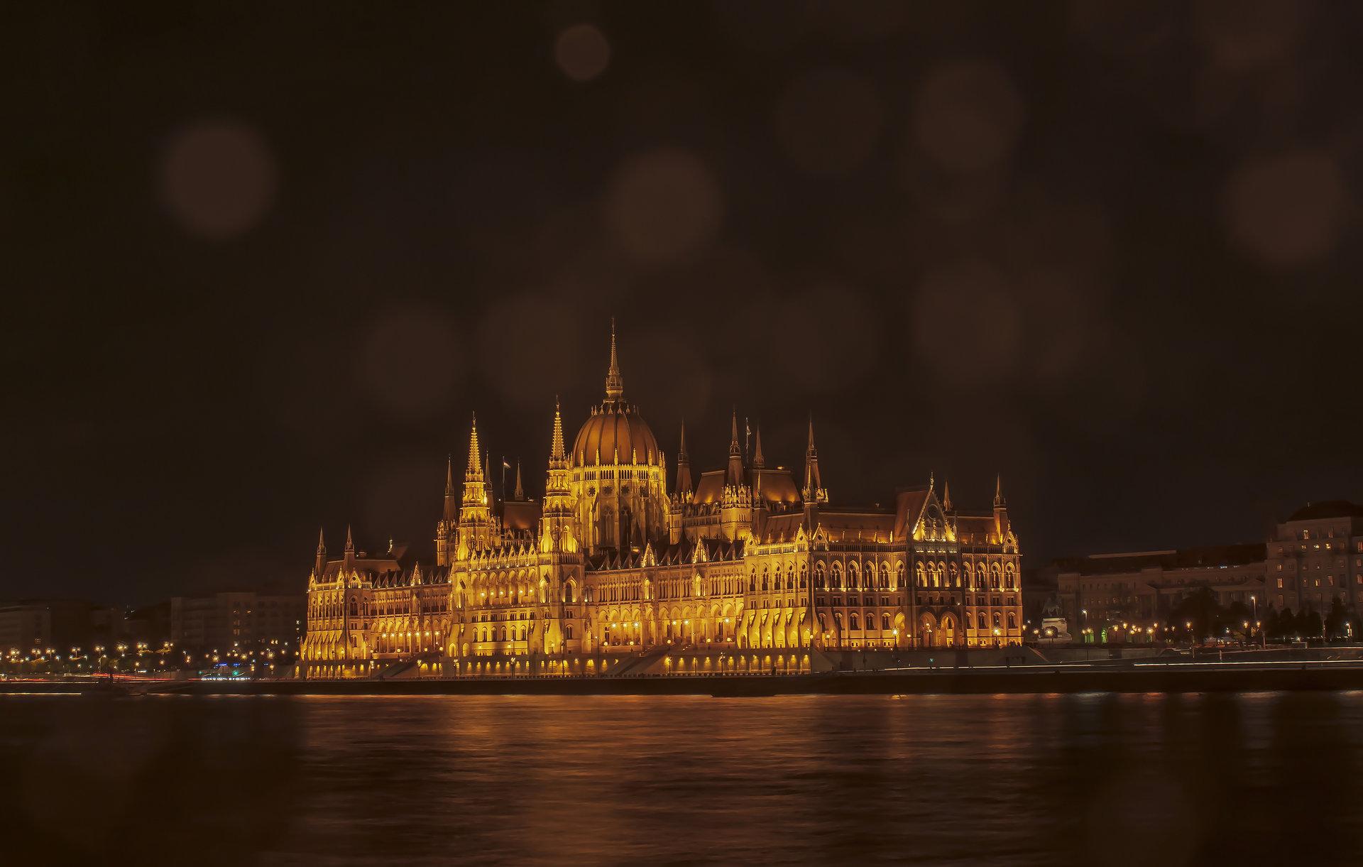 Будапеща - Парламента | Author Veselin Zlatev - weselozlato | PHOTO FORUM