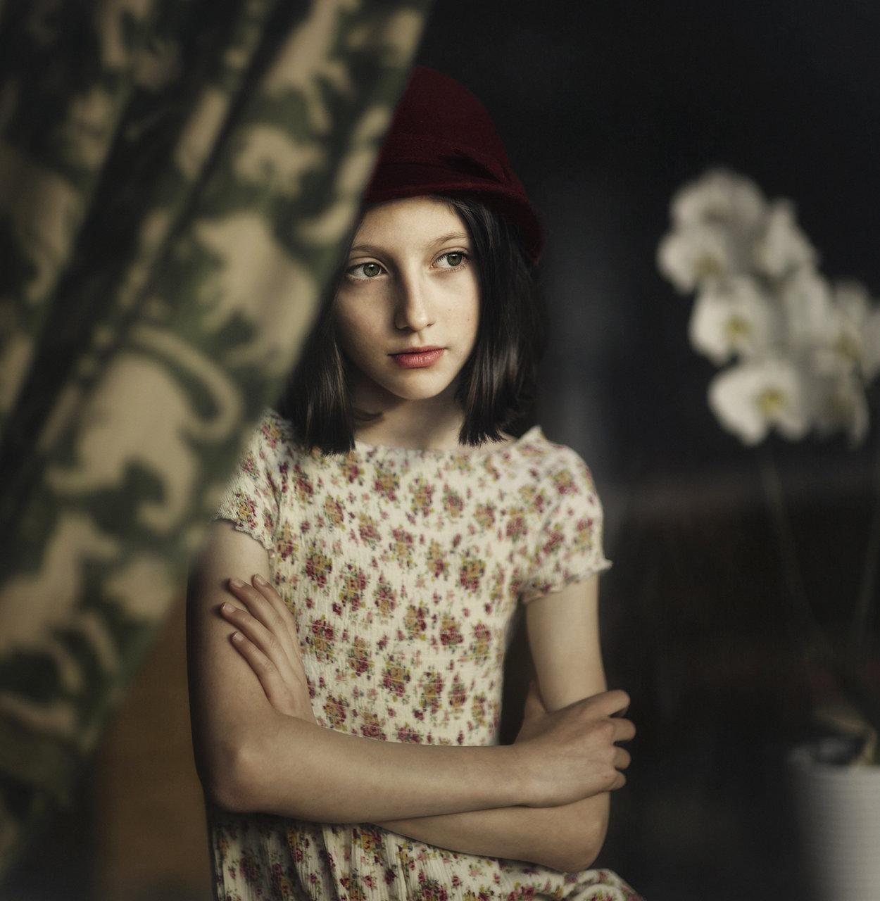 Photo in Portrait | Author Десислава Кулешова - desiart78 | PHOTO FORUM