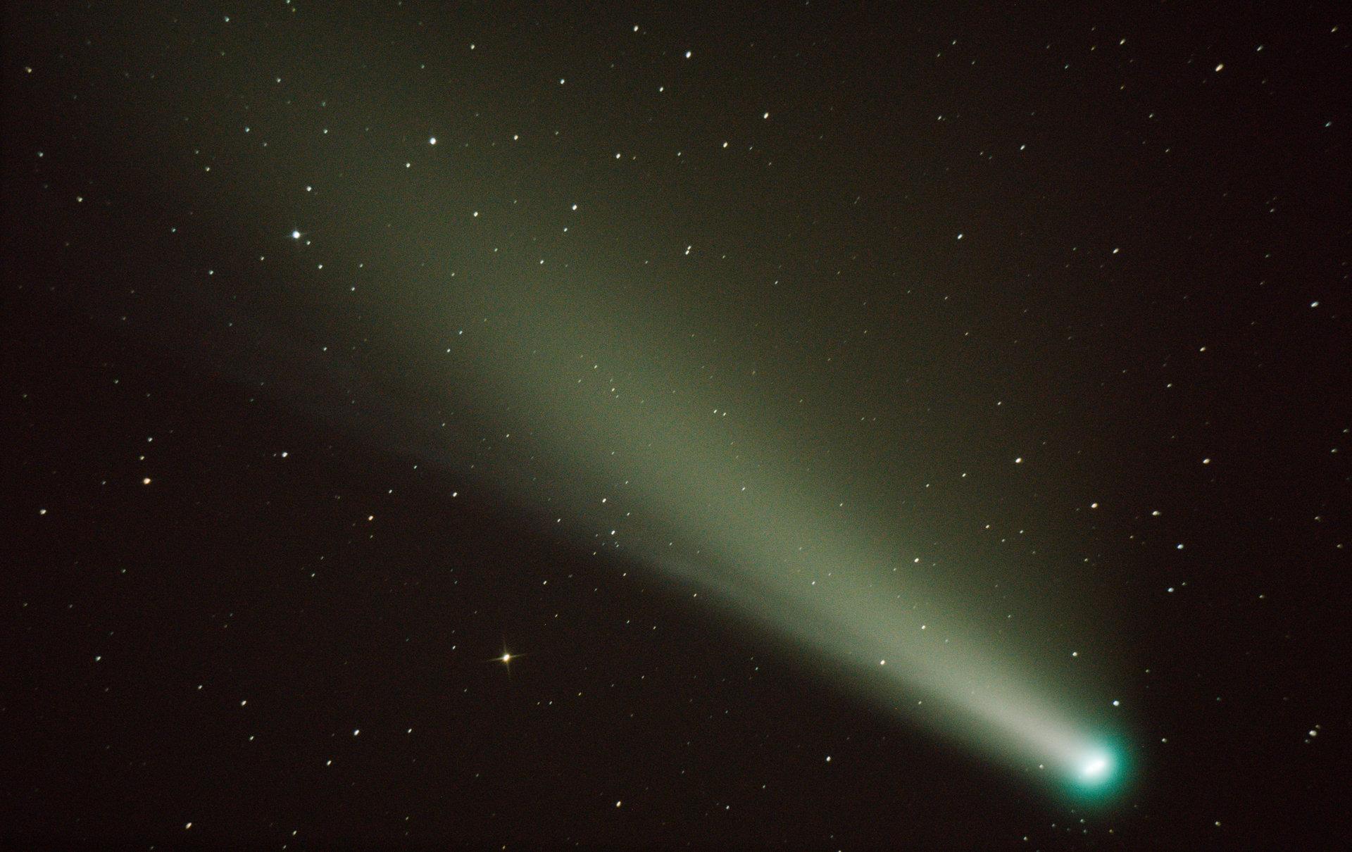 Кометата Neowise | Author Petar Marinov - ptr_marinov | PHOTO FORUM