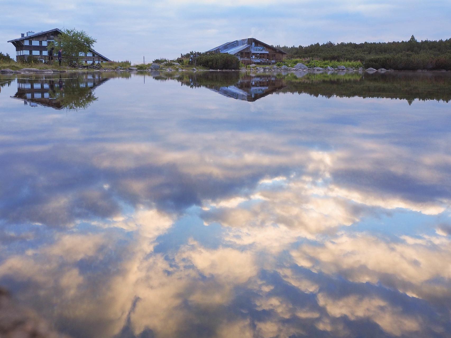 Утро от облачен Безбог.   Author margaritkata   PHOTO FORUM