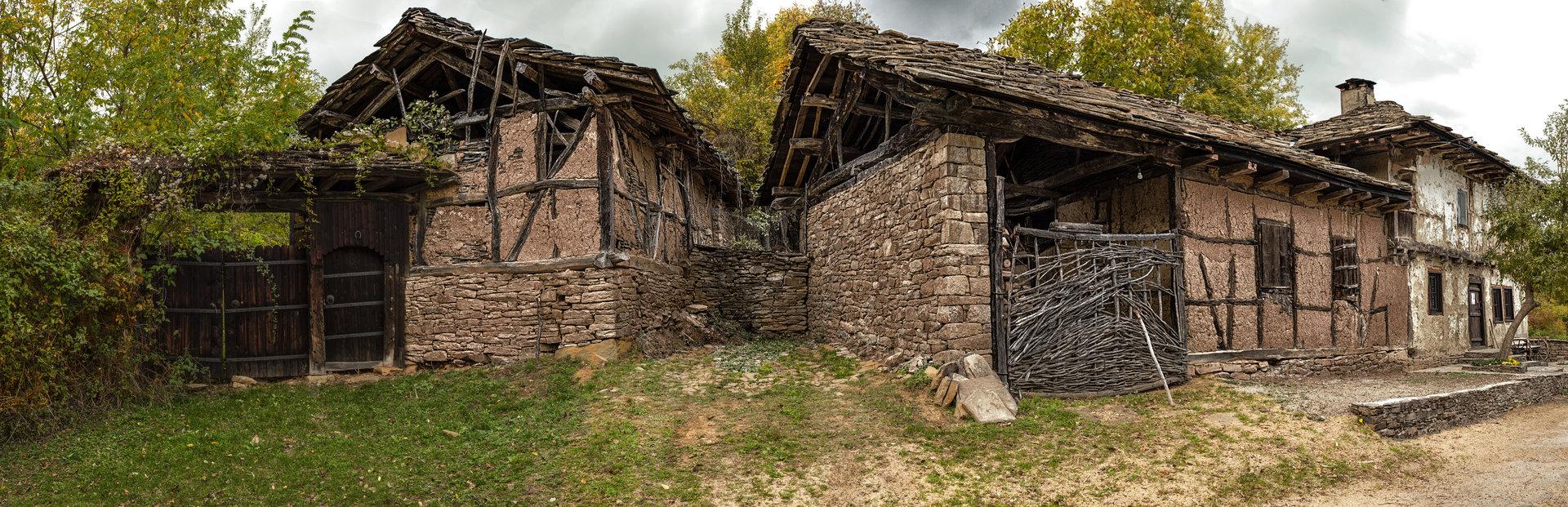 Архитектурен резерват Старо Стефаново | Author SWIX | PHOTO FORUM
