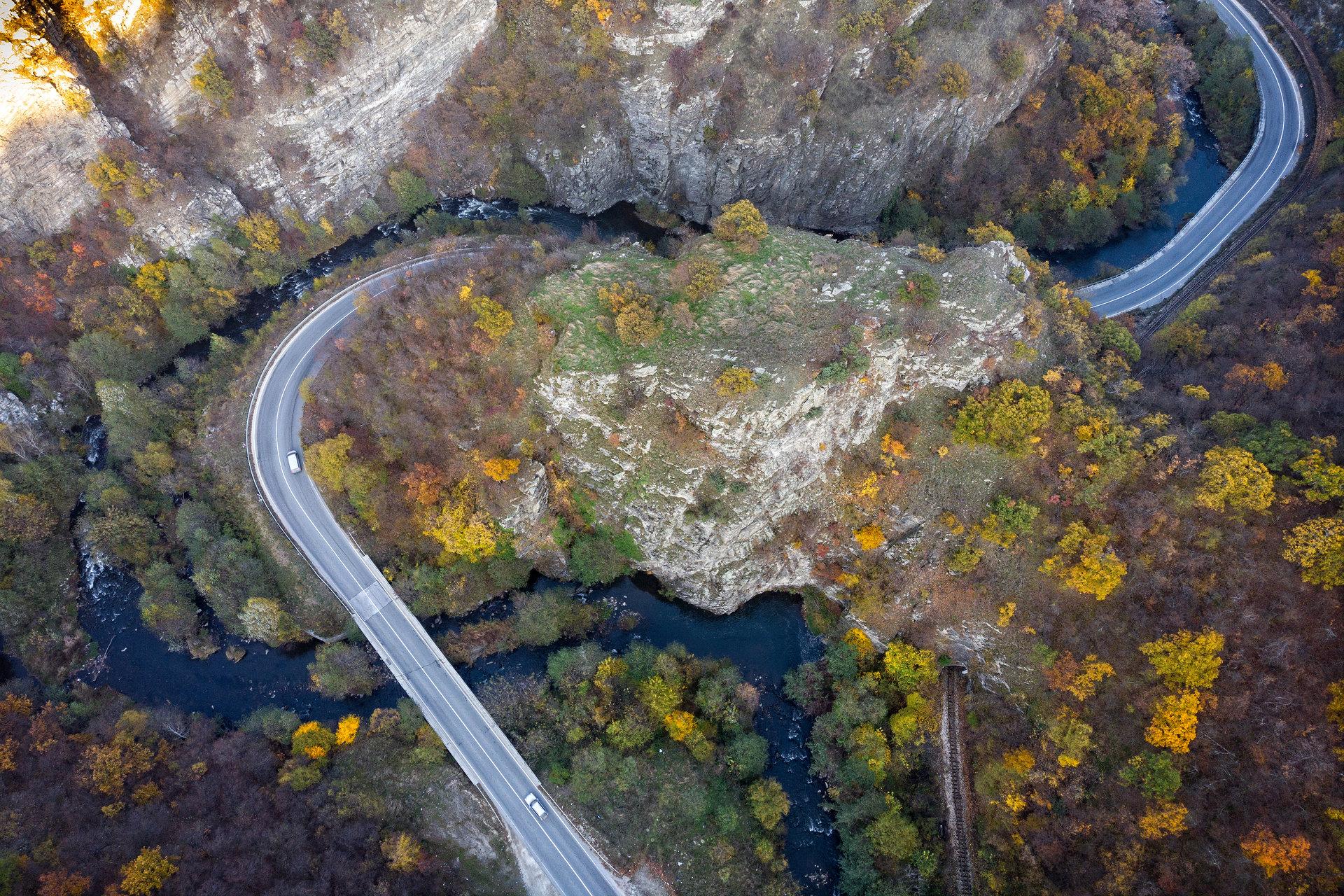 Меандър на Чепинска река | Author Minski | PHOTO FORUM