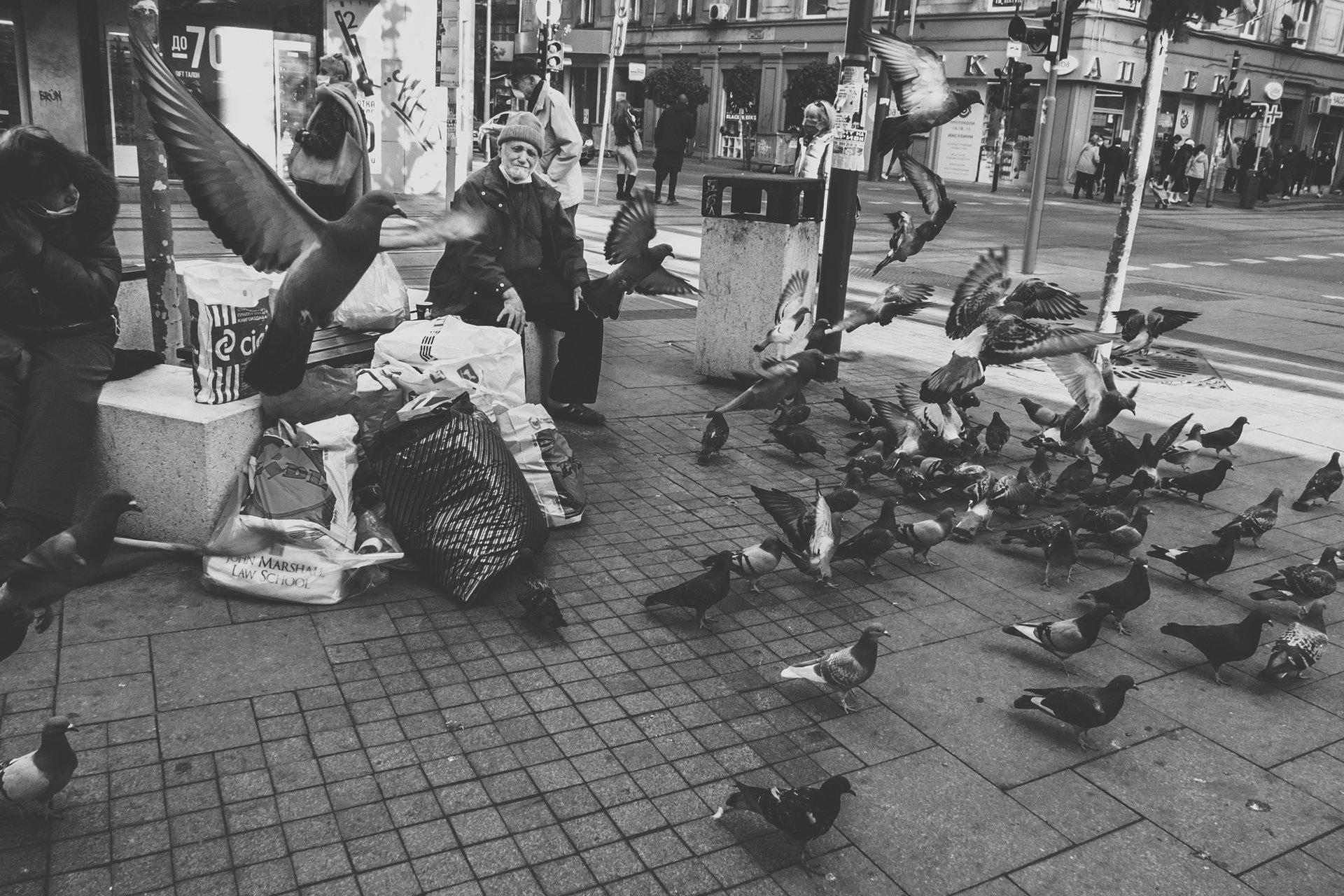 Photo in Street | Author dream_catcher | PHOTO FORUM