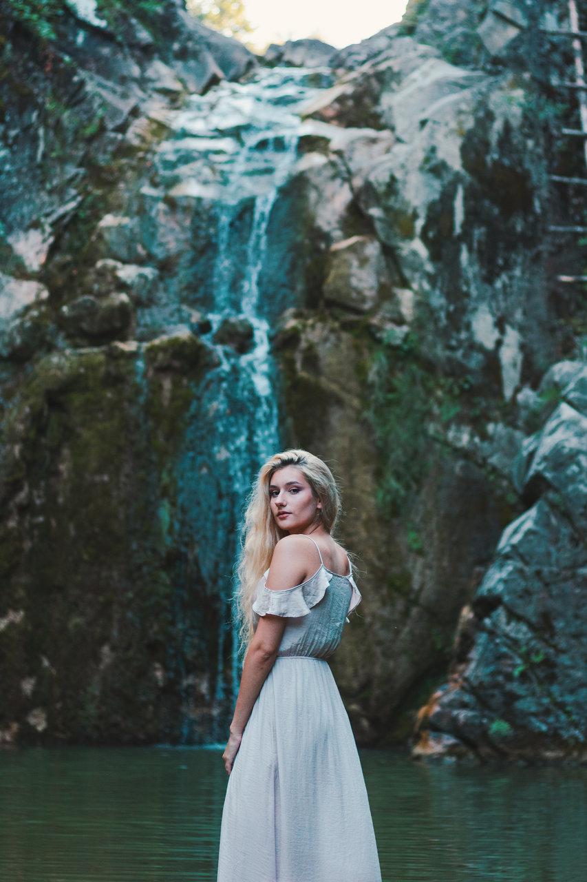 Waterfall | Author Цветелин Иванов - Tsvetelni_Ivanov | PHOTO FORUM