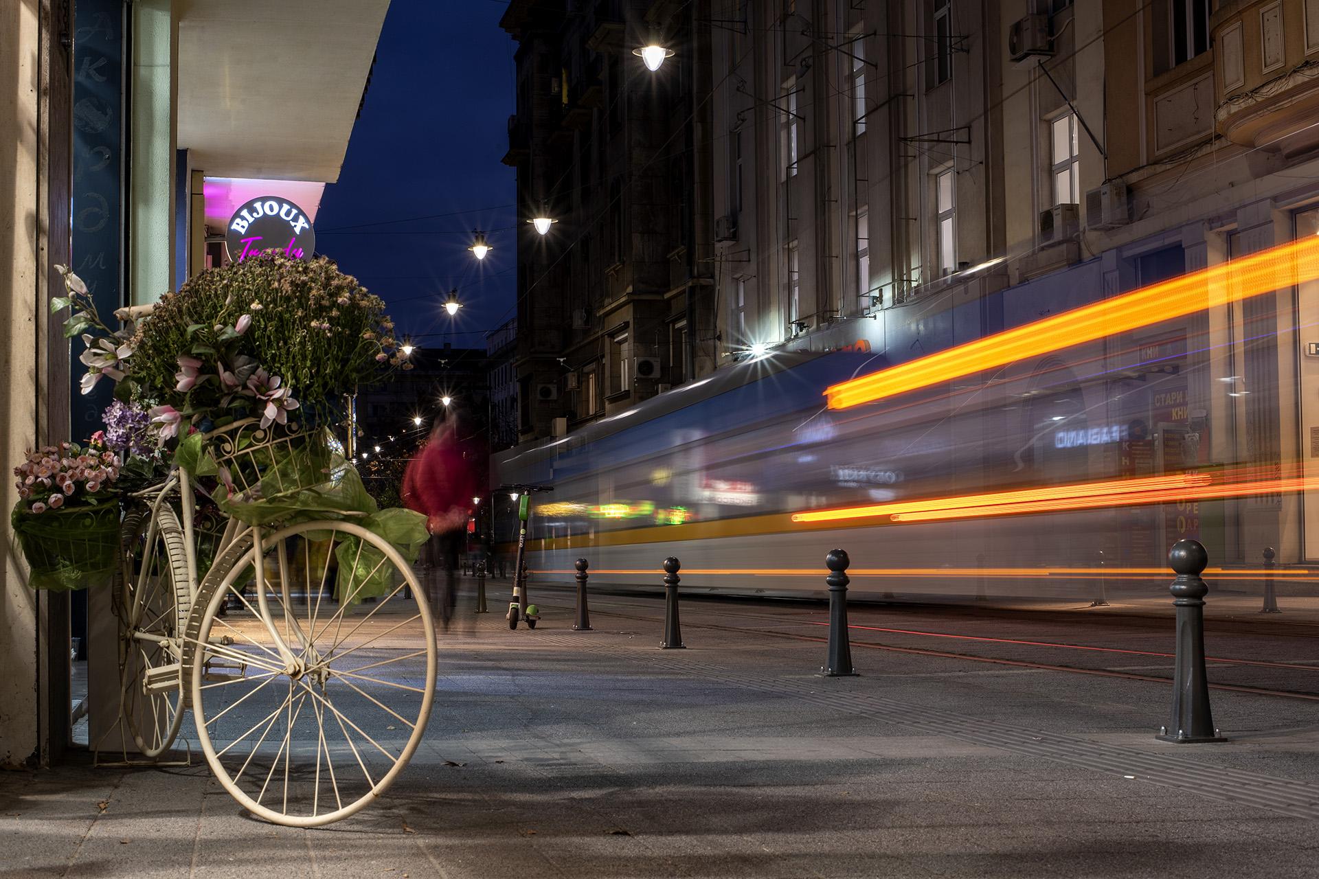 Вечерните светлини по Графа | Author hrbhr | PHOTO FORUM