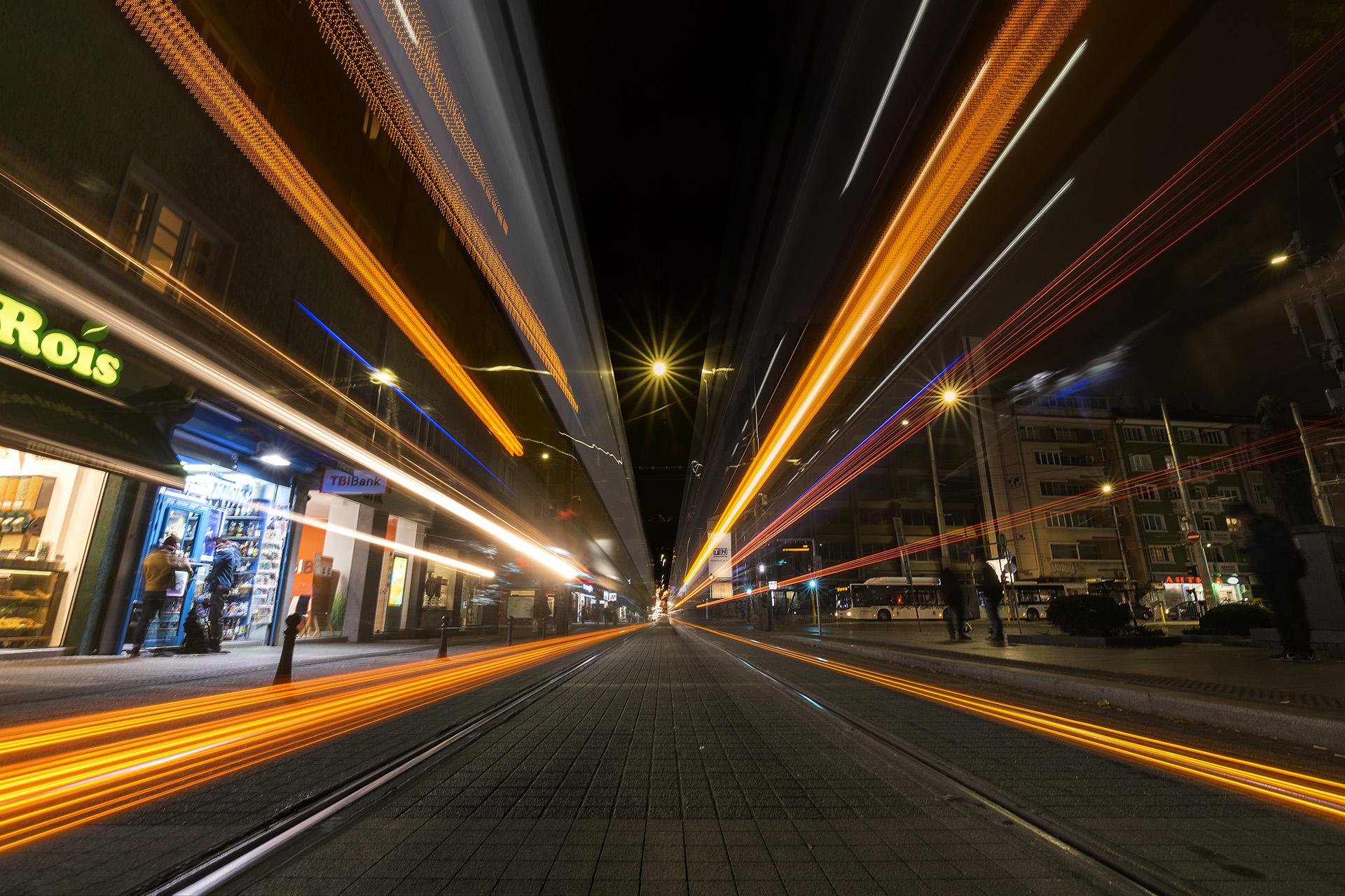 Вечерна динамика | Author hrbhr | PHOTO FORUM