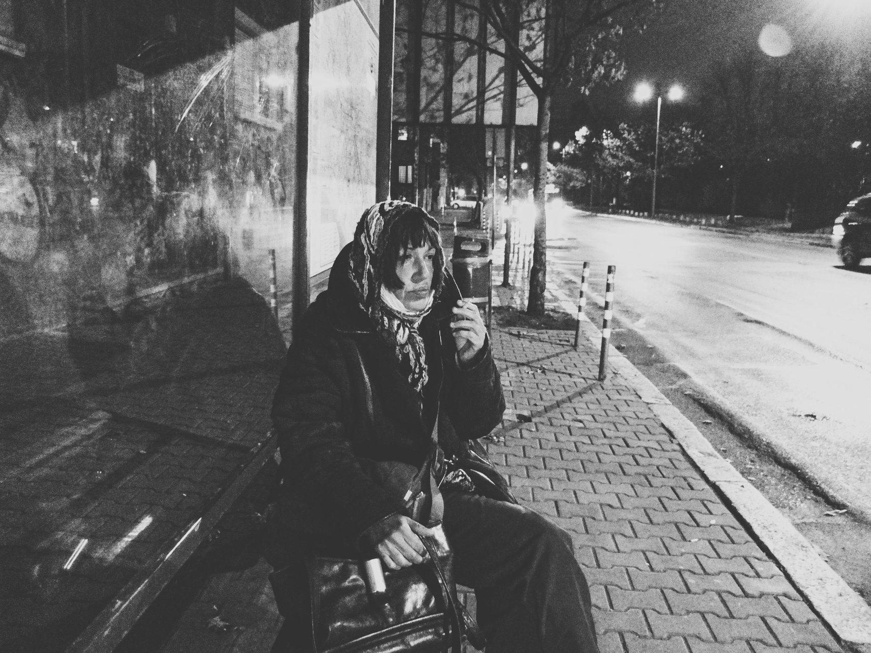 Една цигара време | Author dream_catcher | PHOTO FORUM
