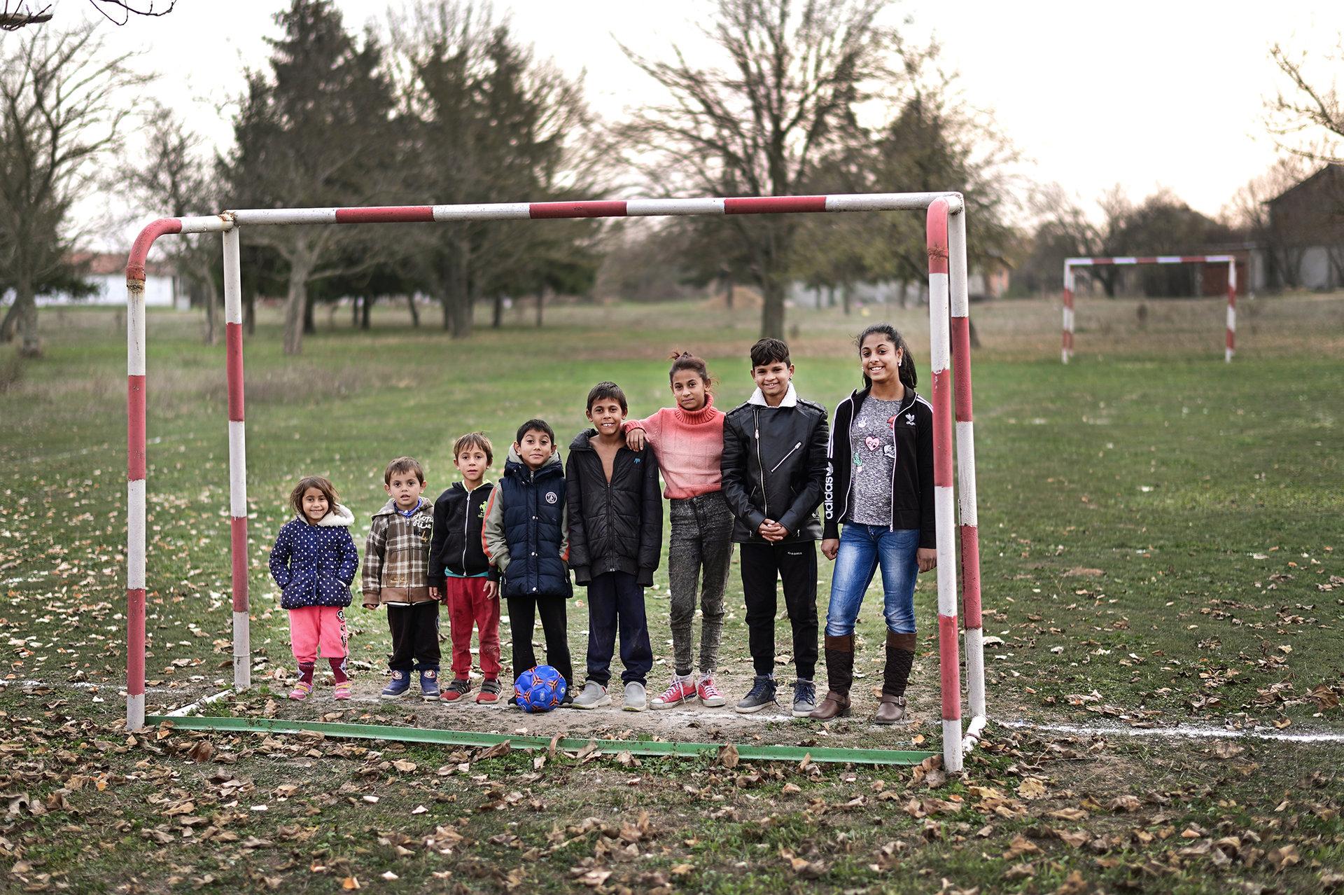 Семеен портрет на отбор от млади голобради футбалери | Author Jonko Rusev - Yonko_Rusev | PHOTO FORUM