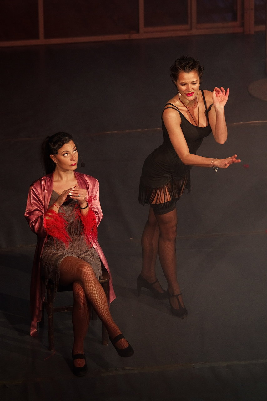 Photo in On stage | Author mocker | PHOTO FORUM