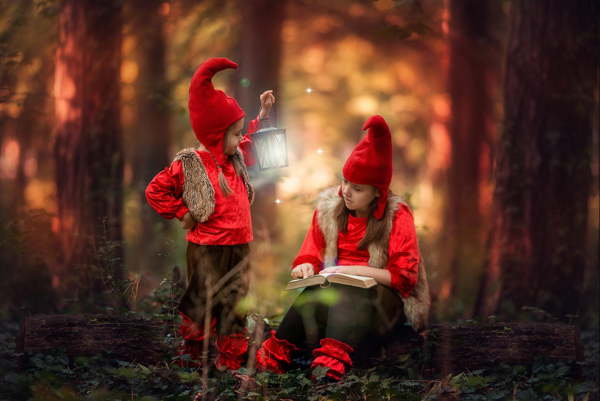 Две сладки джудженца | Author   - Zoe-bg | PHOTO FORUM
