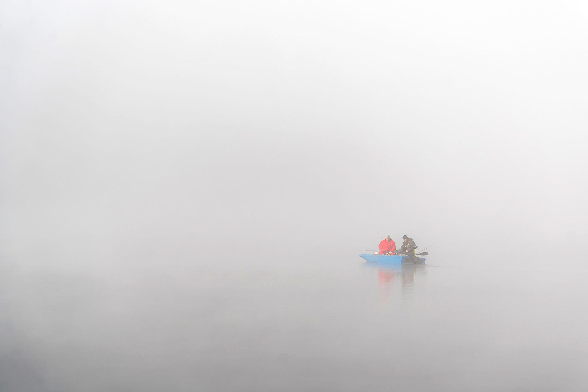 В мъгливи води | Author Julius | PHOTO FORUM