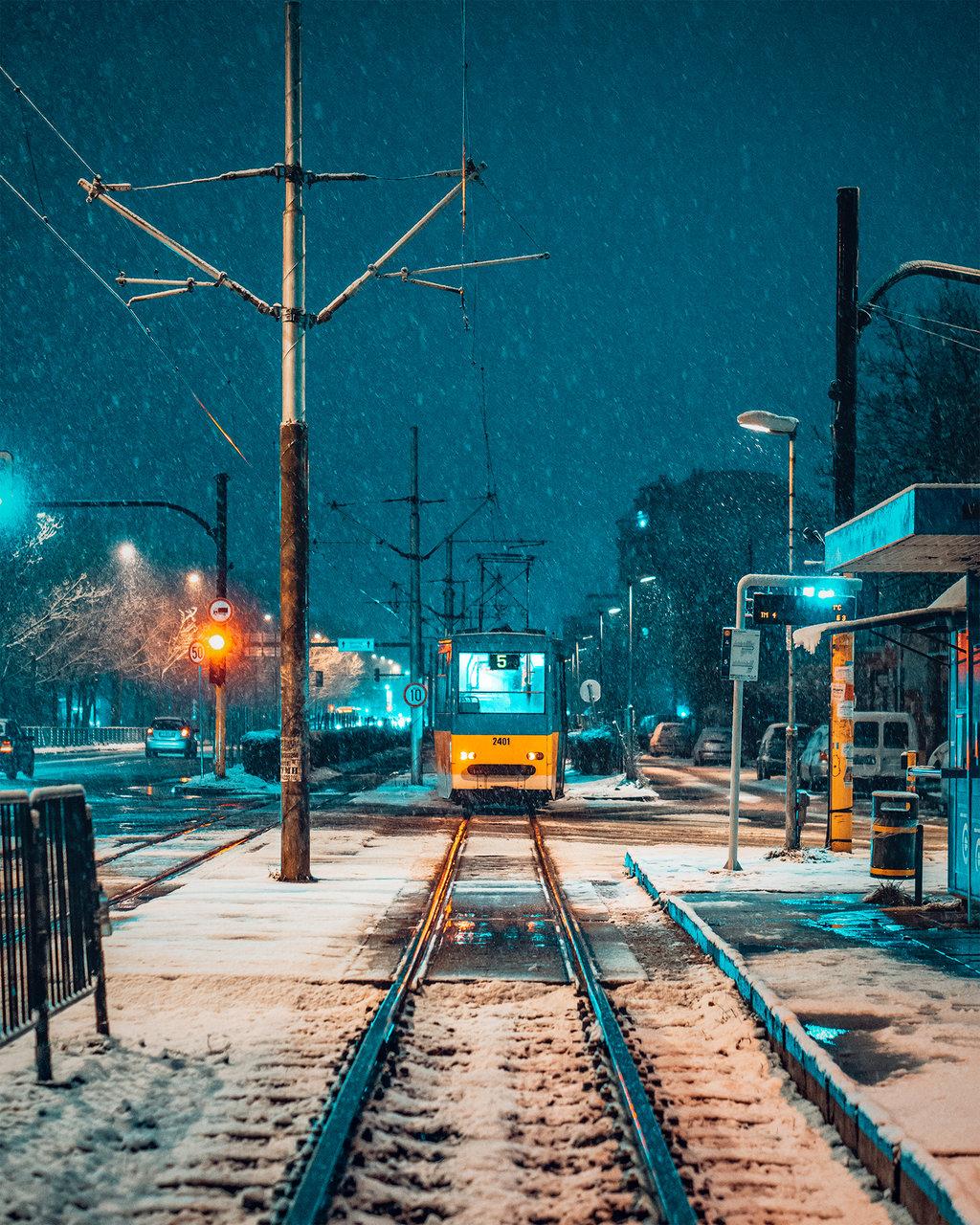 Трамвай №5 | Author bborisov90 | PHOTO FORUM