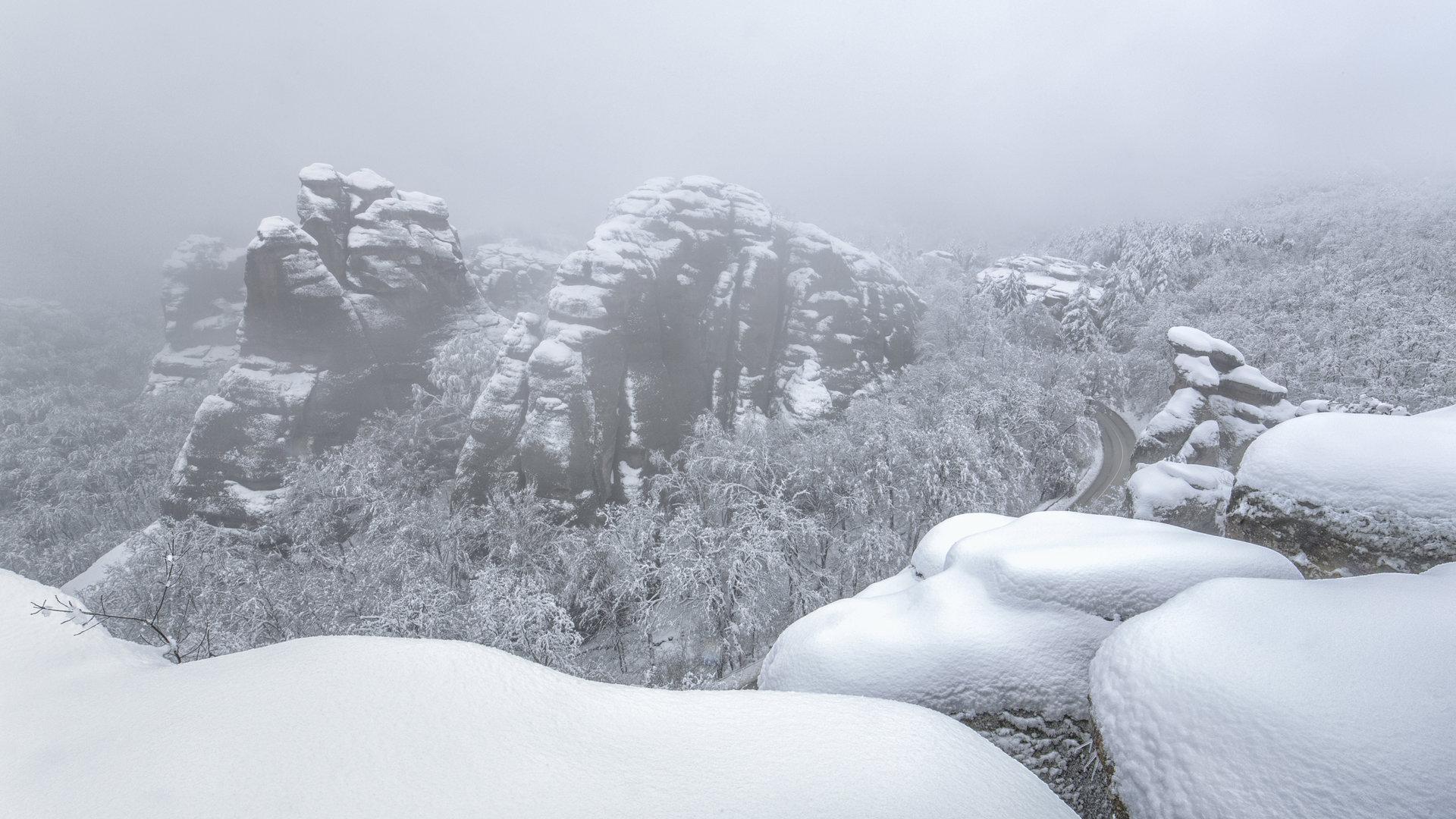 Зимна приказка | Author NickNaumov | PHOTO FORUM