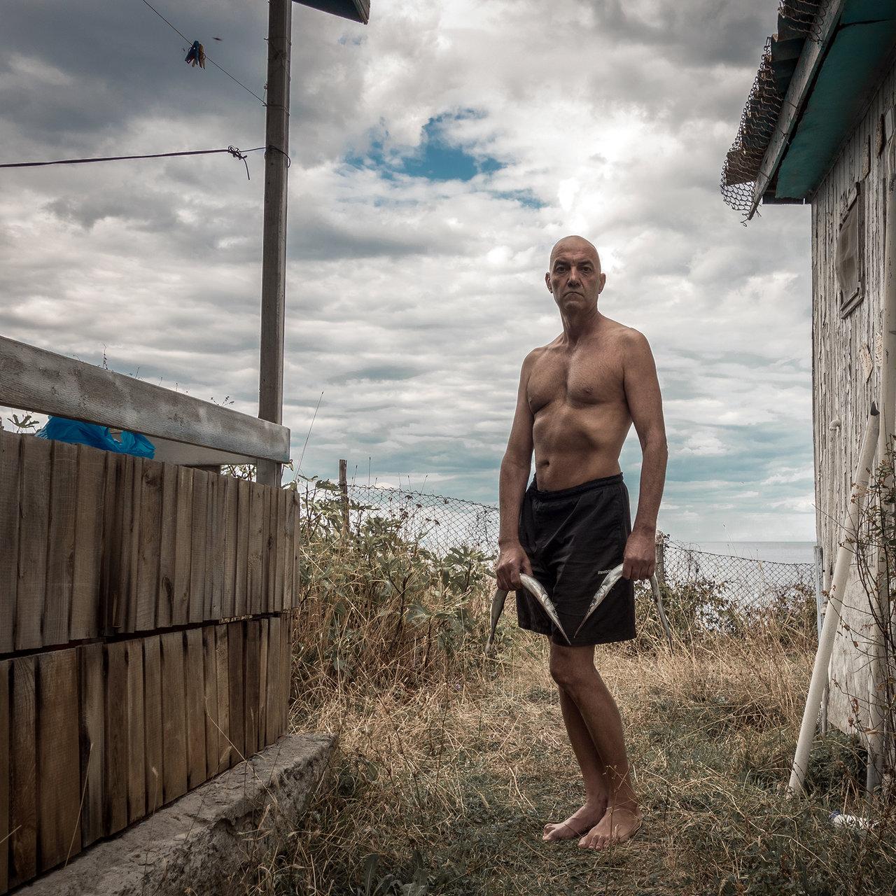 Портрет със зарган   Author luboar   PHOTO FORUM