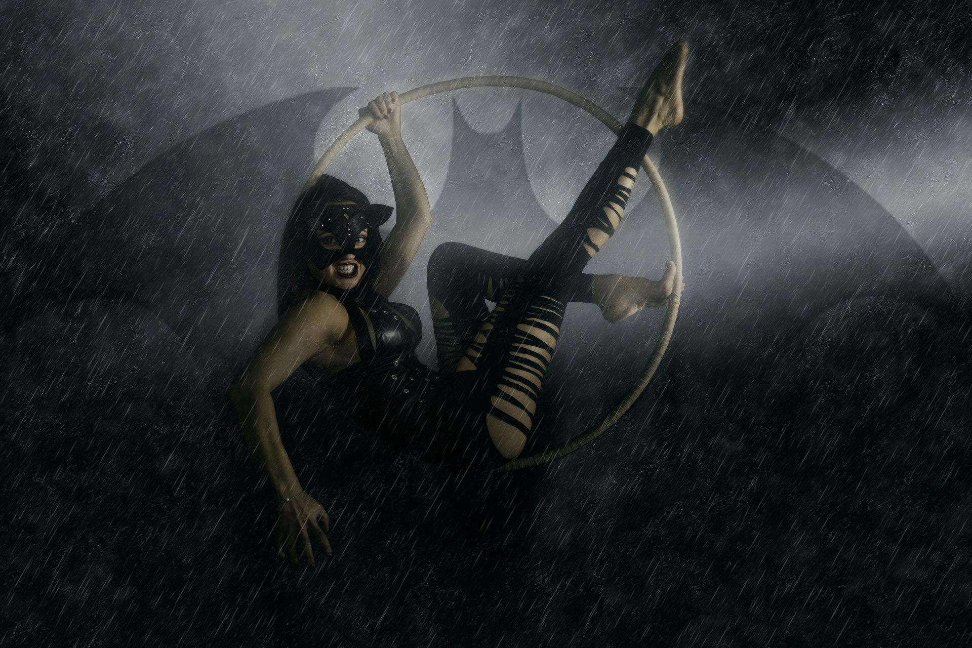 Catwoman...   Author Nevski   PHOTO FORUM